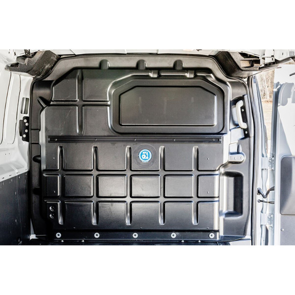 Adrian Steel Company #PARFTL-NW 49895 Composite Partition, no window | Ford Transit, Low Roof