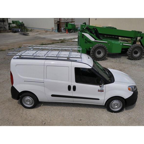 "Topper #353096 8' Van Rack w/53"" Crossbars 