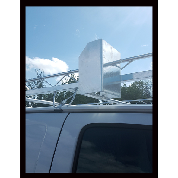 Topper #202999 Van Rack Accessory | Conduit Carrier (Pair)