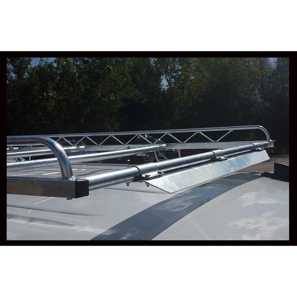 Topper #201040 Van Rack Accessory | Wind Deflector