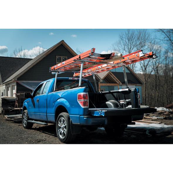 Werner TR701-A Aluminum Pickup Truck Rack