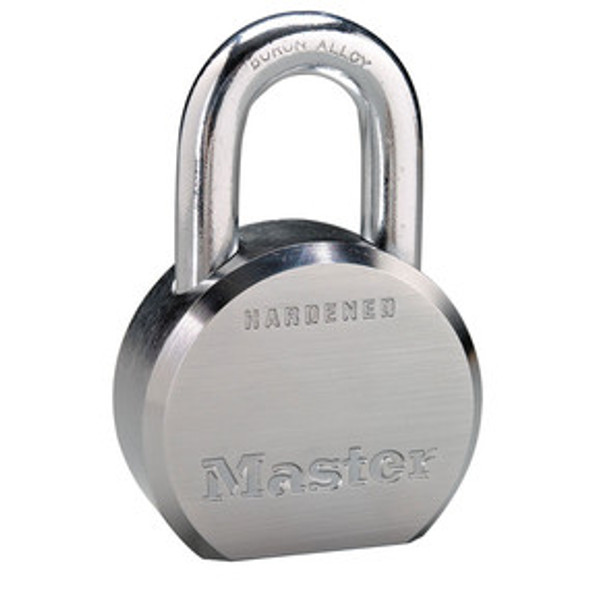 Master Lock 6230KA 2-1/2in (64mm) Wide ProSeries® Solid Steel Rekeyable Pin Tumbler Padlock, Keyed Alike