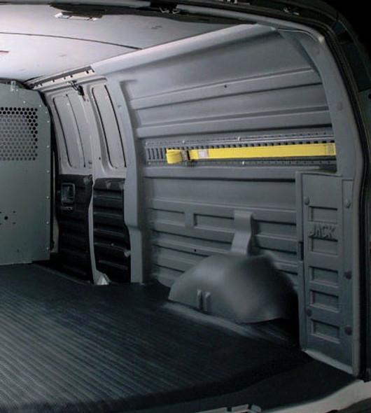 "Adrian Steel #3056G Poly Liner Interior, Express, Savana, 135"""