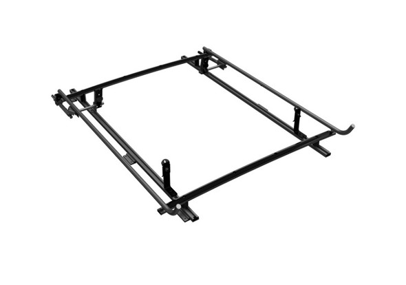 Adrian Steel #63-MM Dual-Sided Grip Lock Ladder Rack, Metris, 126""