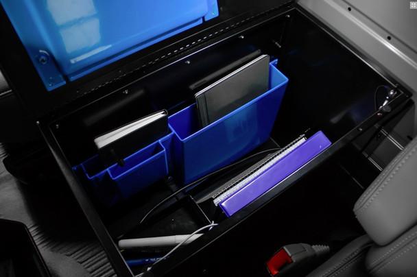 """Adrian Steel #TDC12 Tech Desk, 12"""", Black"""