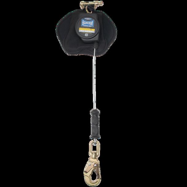 "Werner R410008LE 8FT  ""Bantam"" LEADING EDGE SRL | Snap Hook - Single Leg"