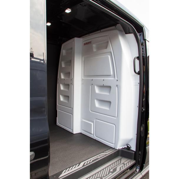 WeatherGuard Model 96310-3-01 Composite Bulkhead | Fits Mid-Roof & High Roof* Ford Transit
