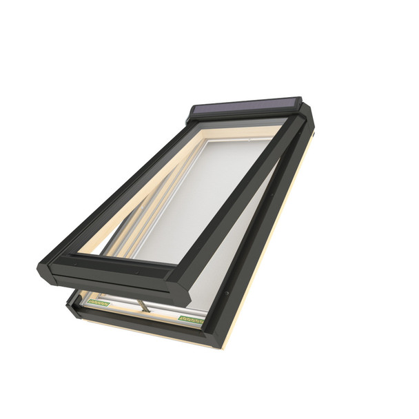 Fakro FVS - Solar powered Deck Mounted Skylight