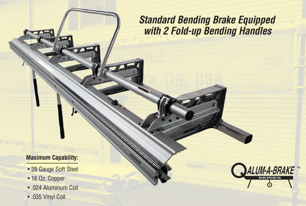 "Alum-A-Brake – Ultima ""QS"" Series Aluminum Brake"