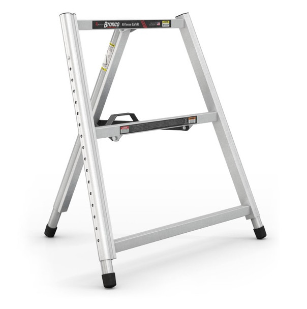 """ReechCraft 4026200 """"Bronco"""" The only truly all-terrain scaffold 
