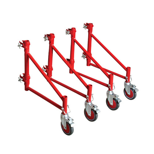 MetalTech I-BM6O4 | BUILDMAN Heavy Duty Outriggers (Set of 4)