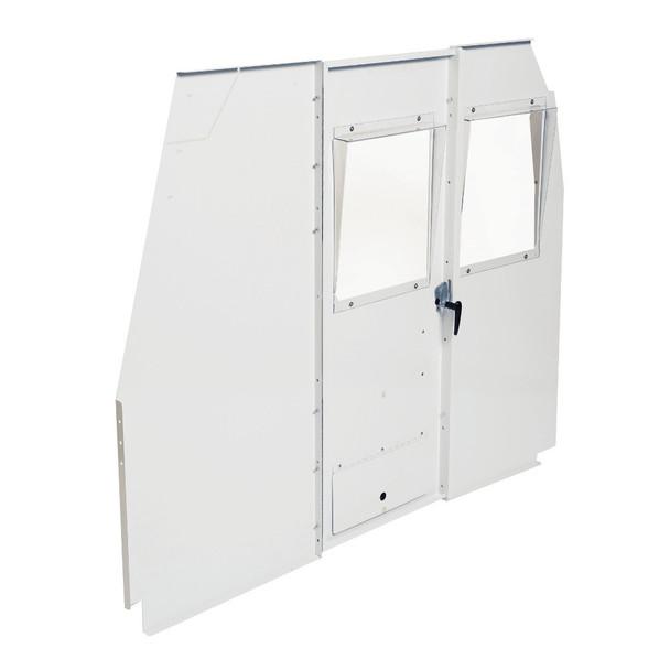 Weather Guard Model 96101-3-01 Window Bulkhead, Full-Size,  Chevy/GMC