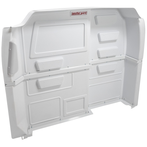 WeatherGuard Model 96300-3-01 CabMax™ Composite Bulkhead | Fits Low Roof Ford Transit