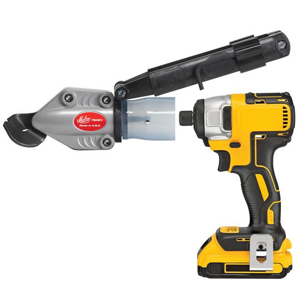 Malco Tool TSHD Turbo Shear, Metal, Hd