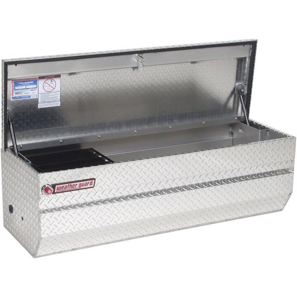 WeatherGuard Model 654-X-01 All-Purpose Chest, Aluminum, Compact, 12.0 cu ft