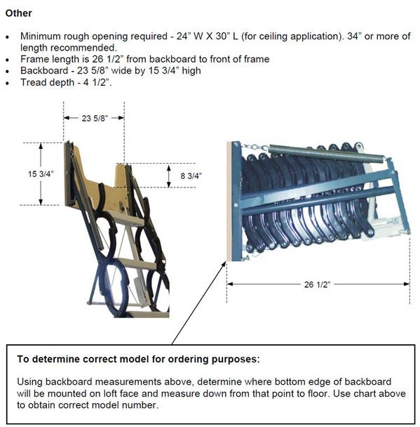 Rainbow Lofty Steel Access Ladders