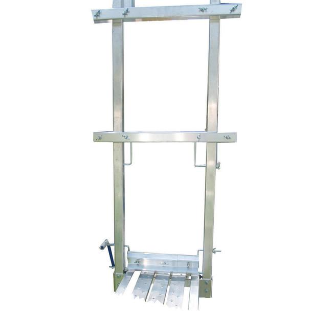 Werner Pump-Jack Pole System - Stage End Rail Kits