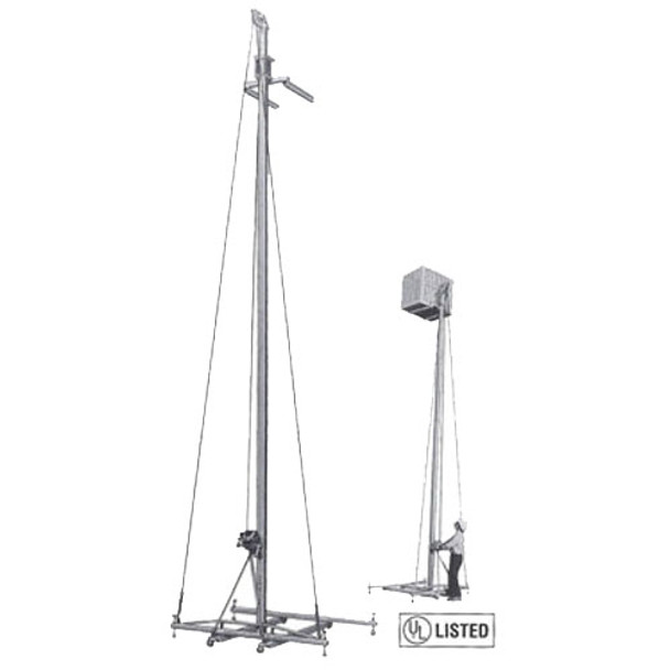 Vermette Model #520A Lift Capacity 500 lbs (UL Listed)
