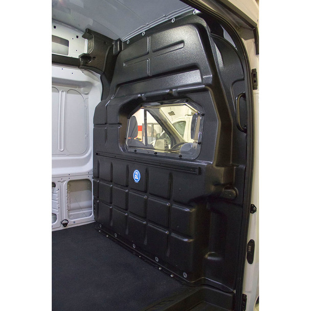 Adrian Steel Company #PARFTH 53844 Composite Partition w/window | Ford Transit, High Roof