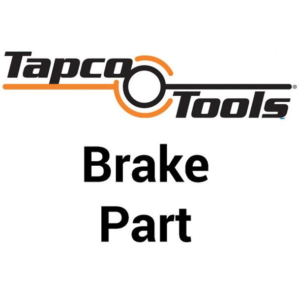 Tapco Brake Part #10094 / 1/4-20 Hex Flange Nut
