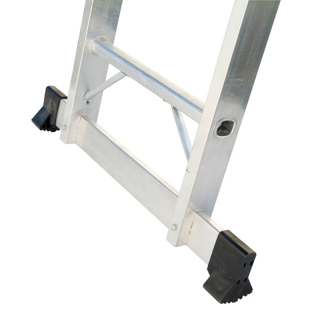 Werner M1A Series Aluminum Folding Ladder | Type IA