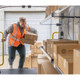 Parcel Delivery Foldable Shelving
