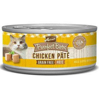 Merrick Purrfect Bistro Pate Wet Cat Chicken