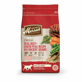 Merrick Classic Beef with Ancient Grains