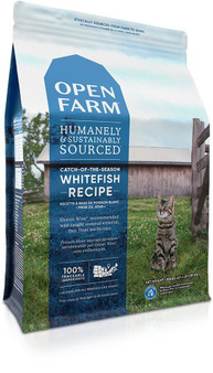Catch-of-the-Season Whitefish Dry Cat Food | Open Farm