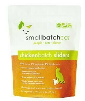 Smallbatch Cat Chicken Sliders 3lb