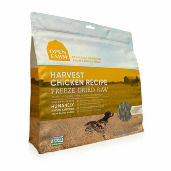 Harvest Chicken Freeze Dried Raw Dog Food | Open Farm