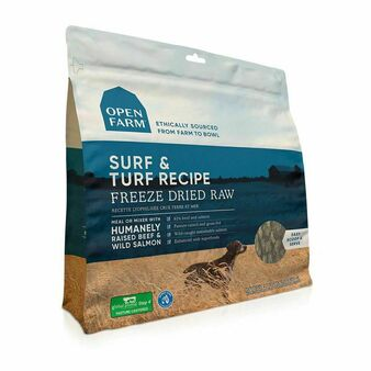 Surf & Turf Freeze Dried Raw Dog Food | Open Farm