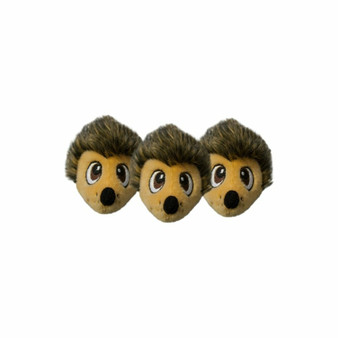 Stuff your Hide-A-Hedgie toy with fun, squeaky hedgehogs
