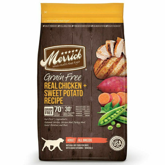 Merrick Grain Free Chicken Dry Dog Food