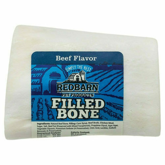 Small Filled Bone-Beef