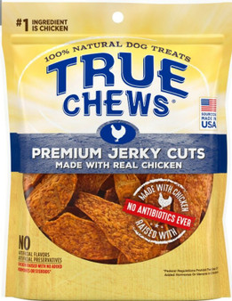 Premium Jerky Cuts Made with Real Chicken