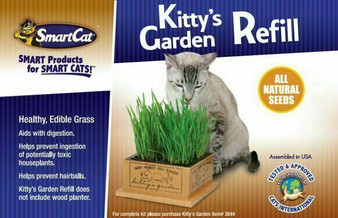 Kitty's Garden Organic Cat Grass Refill