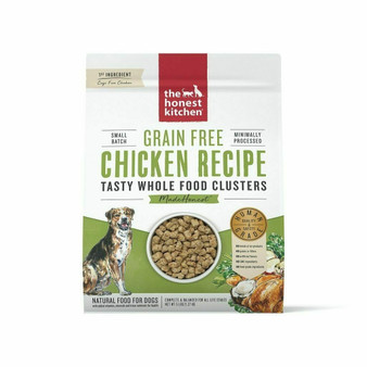 The Honest Kitchen Grain Free Chicken Whole Food Clusters