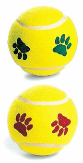 Image of 2-PK Tennis Ball Dog Toy
