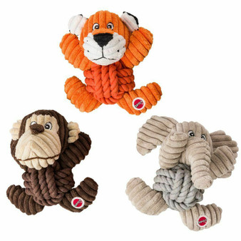 Group Image of Knot for Nothin' Dog Toys