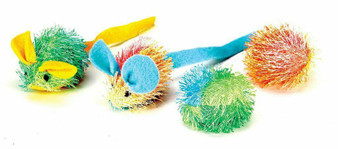 Group Image of Stringy Cat Toys