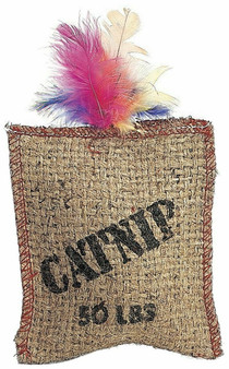 Image of Catnip Sack Cat Toy