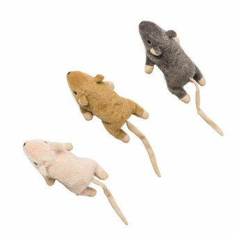 Group Image of Flat Mouse Frankie Cat Toys