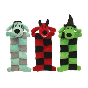 "Halloween Loofa Squeaker Mat 12"" Assortment"