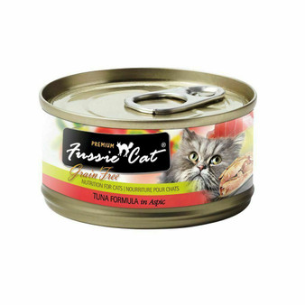 Fussie Cat Premium Tuna Formula in Aspic 2.82oz