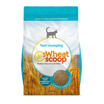 sWheat Scoop Fast Clumping 36lb Front