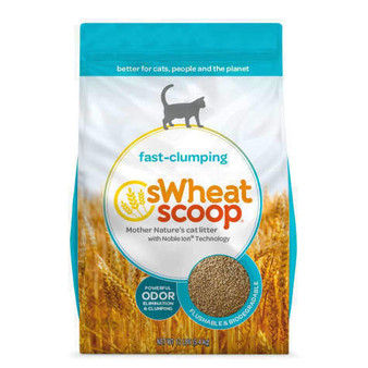 sWheat Scoop Fast Clumping 12lb Front