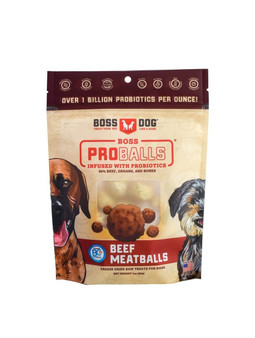 Beef Pouch Front