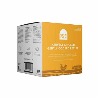 Harvest Chicken Gently Cooked Dog Food | Open Farm
