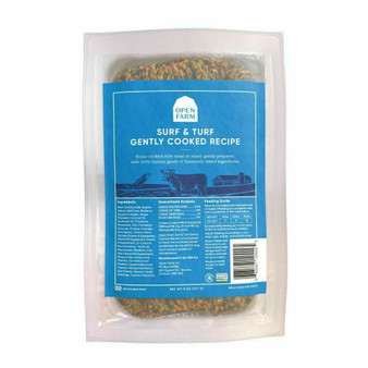 Surf & Turf Gently Cooked Dog Food | Open Farm